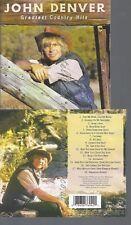 CD--JOHN DENVER--GREATEST COUNTRY HITS