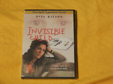 Invisible Child + Sex & Mrs. X + Crossing The Line (DVDs x 3) *NEW*) Starlight