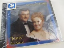 Jesus The Name - In God's Image  - CD 2004 gospel 5 tracks 18 min