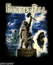 HAMMERFALL cd cvr (r)Evolution Official SHIRT XL New revolution