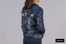 Adidas Originals AOP Colorado WindBreaker UK 10 Brand New With Tags Jacket Women