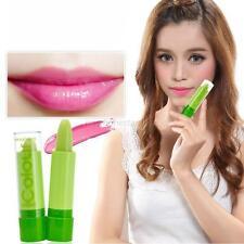 Magic Aloe Lipstick Color Changing Long Lasting Moisturizing Lipstick Lip Gloss