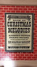 News chronicle book of christmas mélodies: musique (C2)