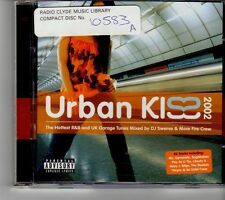 (FH590) Urban Kiss 2002 - 2002 CD