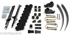 "Zone 3-1/2"" Combo Suspension Lift Kit for 04-12 Chevy GMC Colorado Canyon 4WD"