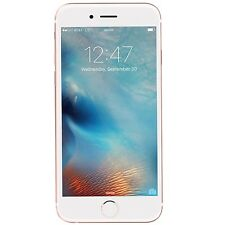 New Apple iPhone 6S 128GB GSM FACTORY UNLOCKED Rose Gold Smartphone