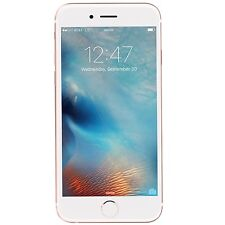 New Apple iPhone 6S 16GB GSM FACTORY UNLOCKED Rose Gold Smartphone