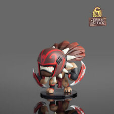 Dota 2 TI5 Bloodseeker Demihero Figurine Series 2 With Unused Game Code