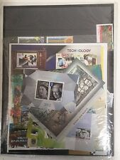 Collection of Full Year issued Postage Stamps From 2012 Australia Post year Book