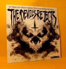 Cardsleeve Full CD The Devil's Rejects Metal Hammer Compilation 15TR 2013 PROMO