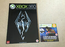 Official Xbox 360 Magazine Issue 70- March 2011- Skyrim Cover- With Demo