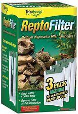 Tetra Reptile ReptoFilter Disposable Filter Cartridges 3pk