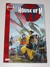 HOUSE OF M MARVEL WOLVERINE CAPTAIN AMERICA SPIDERMAN CYCLOPS   9780785117216