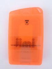 JIMI WALLET safety - orange - die etwas andere Geldbörse -NEU- Kreditkarte,Slim