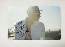 "K-POP 2PM JUN. K 1ST MINI ALBUM ""MR. NO♡"" OFFICIAL JUN.K SIGNED PHOTOCARD"