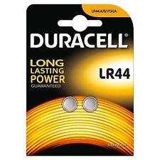 6 X Duracell Lr44 1.5 v Pilas Lr 44 A76 Ag13 357