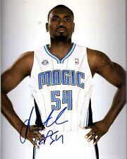 Jason Maxiell Orlando Magic Signed 8x10 Photo LOM COA JM1