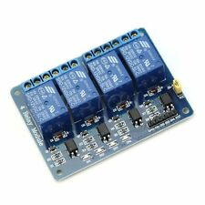 4 channel 12V 10A relay control board module with optocoupler for PIC AVR ARM