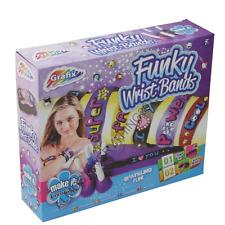 Brand new boxed enfants filles grafix funky bracelet faire propre ensemble cadeau toy fashion