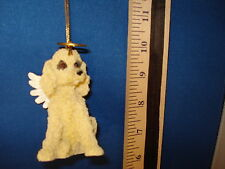 Poodle Ornament Poodle with Wings and Halo 38836 131