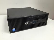 HP ProDesk 400 G2.5 SFF Desktop, Intel i5-4590S, 8GB RAM, 1TB HDD, Win 10 Pro
