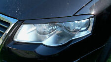 VW PASSAT B6 HEAD LAPM EYEBROWS TUNING ABS PLASTIC VOLKSWAGEN