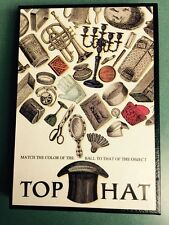 Vintage 1991 Top Hat Quality Skill Game