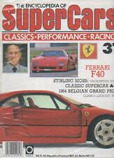 SUPER CARS MAGAZINE  ISSUE 31  FERRARI F40    LS
