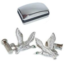 Plata Esterlina 925 Flying Patos Mancuernas Juego wildfowler actual Caja De Regalo
