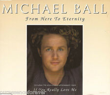 MICHAEL BALL - From Here To Eternity (UK 3 Tk CD Single Pt 2)