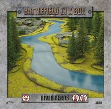 Battlefield in a Box: River Expansion: Bends BB514