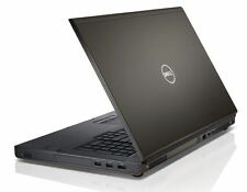 Dell Precision M6800 i7-4800MQ 1080P 32GB 2x500GB SSHD Webcam BT nVidia K41