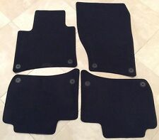 2012 to 2016 VW Volkswagen Touareg MOJOMATS Carpeted Floor Mats Set of 4 New OME
