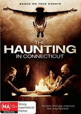 THE HAUNTING IN CONNECTICUT : NEW DVD