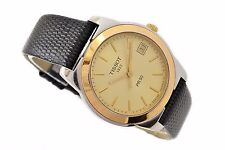 Vintage Tissot 1853 PR50 Stainless Steel Quartz Mens Watch 1256