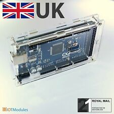 WITH CASE Arduino Mega 2560 R3 ATmega2560 16AU 16U2-MU COMPATIBLE Module UK
