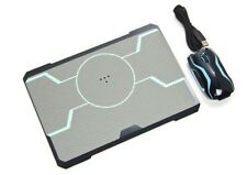 Razer RZ84-00520100-B1U1 TRON Gaming Mouse & Mouse Mat Bundle NASA 5600dpi NEW