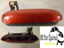 Toyota Yaris Verso - Driver Rear Exterior Door Handle - Red 3N