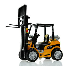 1/24 Scale Forklift Truck Diecast Engine Model Toys With Sound/Light