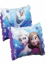 New Disney Frozen Childrens Kids Inflatable Safety Swimming Arm Bands Floats