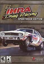 Video Game PC IHRA Drag Racing Sportsman Edition NEW SEALED BOX