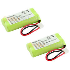 2x Cordless Phone Battery 350mAh NiCd for Radio Shack 23-546 23-930 43-206 R6042