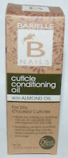 Barielle Cuticle Conditioning Oil - Almond Oil For Dry/Cracked Cuticles .45 oz *
