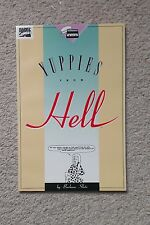 YUPPIES FROM HELL prestige format (1989) Marvel Comics Barbara Slate NM