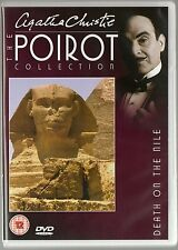 Agatha Christie's Poirot  Death On The Nile David Suchet  Brand New Sealed DVD