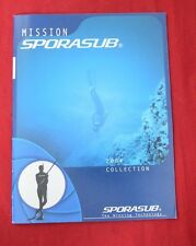 Vintage sporasub 2004 collection catalogue partie de juments groupe