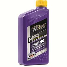 Royal Purple 31520 HPS High Performance Street 5W20 12-Quarts & FREE SHIPPING!!