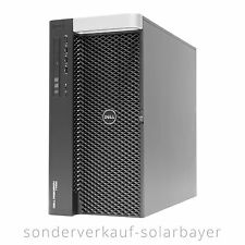 Dell Precision T7600 Workstation 2 x Xeon E5-2660 64GB RAM 240GB SSD Quadro 4000