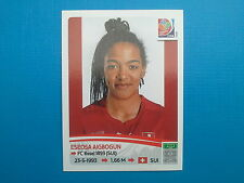 Panini FIFA Women's World Cup Canada 2015 - N.208 AIGBOGUN SWITZERLAND