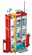 LEGO 60110 City Fire Station Building Only (Split From 60110)